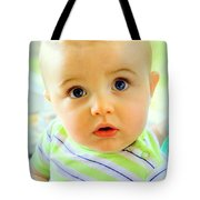 Are You Talking To Me Tote Bag