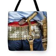 Argentina Gaucho Coin Belt Tote Bag