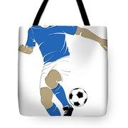 Argentina Soccer Player1 Tote Bag