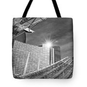 Aria Sun - Aria Resort And Casino At Citycenter In Las Vegas Tote Bag
