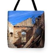 Arivaca Ruins Tote Bag