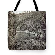 Arizona Apache Lake, 1873 Tote Bag