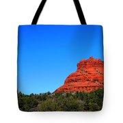 Arizona Bell Rock Hdr Tote Bag