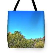 Arizona Bell Rock Tote Bag