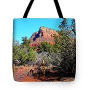 Arizona Bell Rock Valley N3 Tote Bag