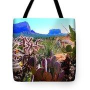 Arizona Bell Rock Valley N4 Tote Bag