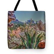 Arizona Bell Rock Valley N7 Tote Bag