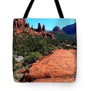 Arizona Bell Rock Valley N8 Tote Bag