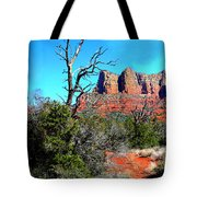 Arizona Bell Rock Valley 1 Tote Bag