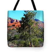 Arizona Bell Rock Valley 5 Tote Bag