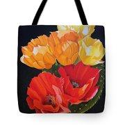Arizona Blossoms - Prickly Pear Tote Bag