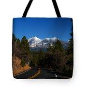 Arizona Country Road  Tote Bag