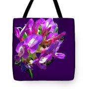 Arizona Desert Flowers Tote Bag
