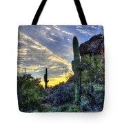 Arizona Desert  Tote Bag