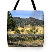 Arizona Mountains Tote Bag