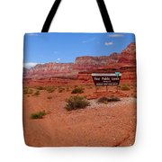 Arizona Road Trip Tote Bag