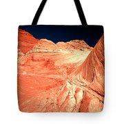 Arizona Sandstone Waves And Lines Tote Bag