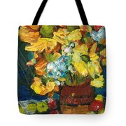 Arizona Sunflowers Tote Bag