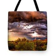Arizona Sunset 5 Tote Bag
