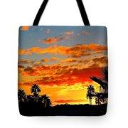 Beautiful Arizona Sunset Tote Bag