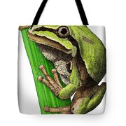 Arizona Tree Frog Tote Bag