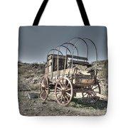 Arizona Wagon Tote Bag