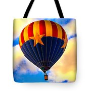 Arizonia Hot Air Balloon Special Tote Bag