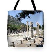 Arkadiane - Harbor Street Ephesus Tote Bag