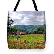 Arkansas Farmland Tote Bag