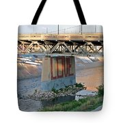 Arkansas River Walk Tote Bag
