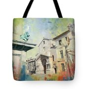 Arles Roman And Romanesque Monuments Tote Bag