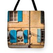 Arles Windows Tote Bag