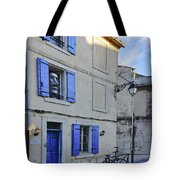 Arles With Bicycle And Moai Dsc01802   Tote Bag