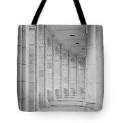 Arlington Amphiteather Arches And Columns Tote Bag