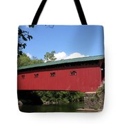 Arlington Bridge 2526a Tote Bag