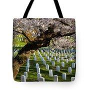 Arlington National Cemetary Tote Bag