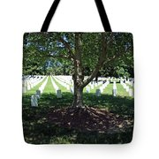 Shade And Light Tote Bag