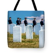 Arlington, Washington D.c. - Honor Tote Bag