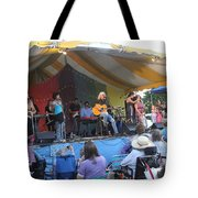 Arlo Guthrie And Family Tote Bag