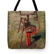 Arm Strong Tire Changer Tote Bag