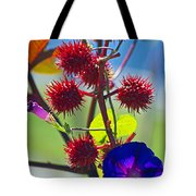 Armored Beauty Tote Bag