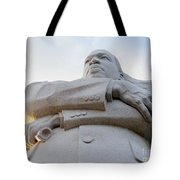 Arms Of Justice Tote Bag