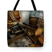 Army - Combat Ready Tote Bag by Mike Savad