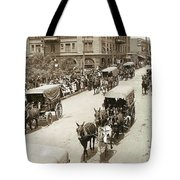 Army Day 1915 Tote Bag