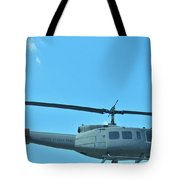 Army Helicopter Tote Bag