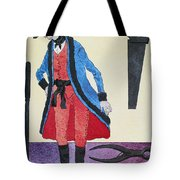 Army Surgeon, C1800 Tote Bag