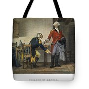 Arnold And Andre, 1780 Tote Bag