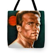 Arnold Tote Bag