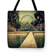 Arnolds Park Tote Bag