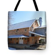 Around The Mill Tote Bag